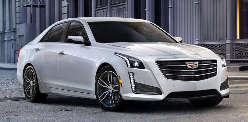 New 2019 CTS | Jerry Seiner Cadillac | Salt Lake City UT ...