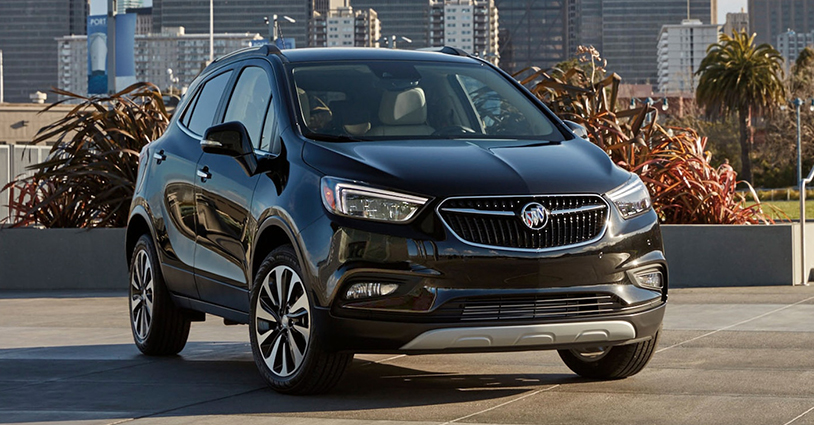 New 2019 Encore Jerry Seiner South Jordan Buick GMC