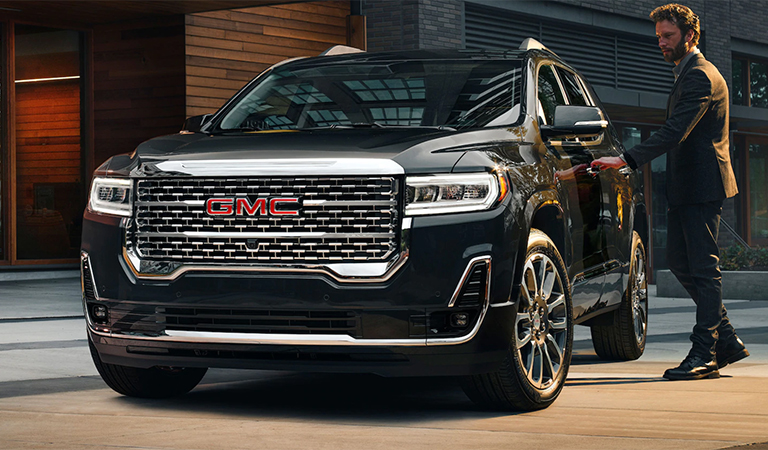 New 2020 GMC Acadia South Jordan Utah