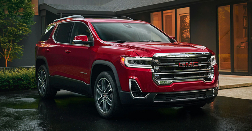 New 2020 Acadia Jerry Seiner South Jordan Buick GMC