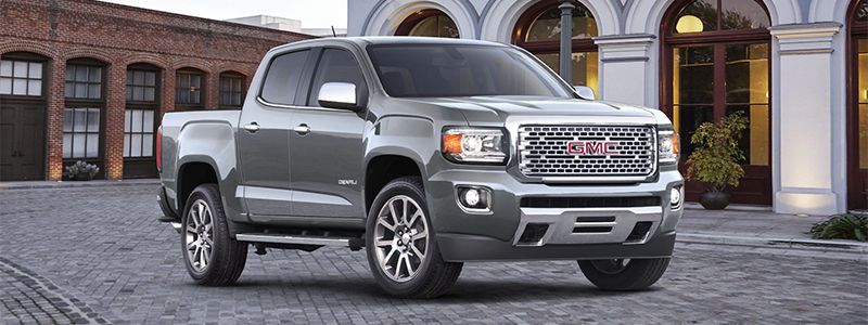 South Jordan UT New 2020 GMC Canyon