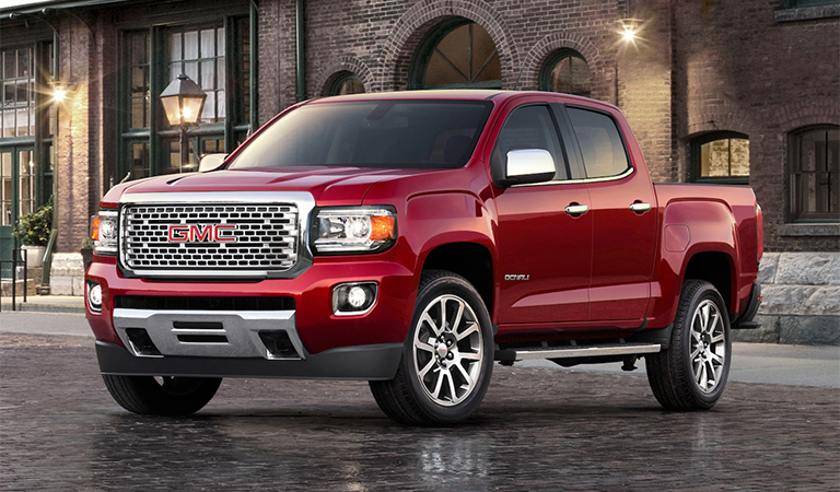 New 2020 GMC Canyon South Jordan UT