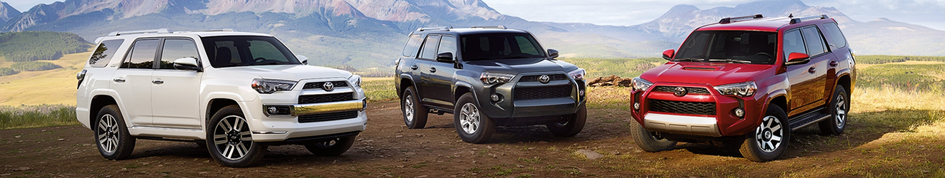 2017 4Runner Stokes-Brown Toyota of Hilton Head
