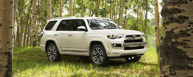 New 2017 4Runner Stokes-Brown Toyota of Hilton Head