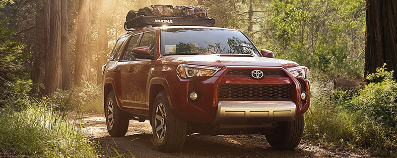 Bluffton SC New 2017 Toyota 4Runner