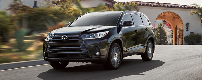 Bluffton SC New 2017 Toyota Highlander
