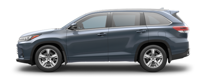 2017 Toyota Highlander Limited