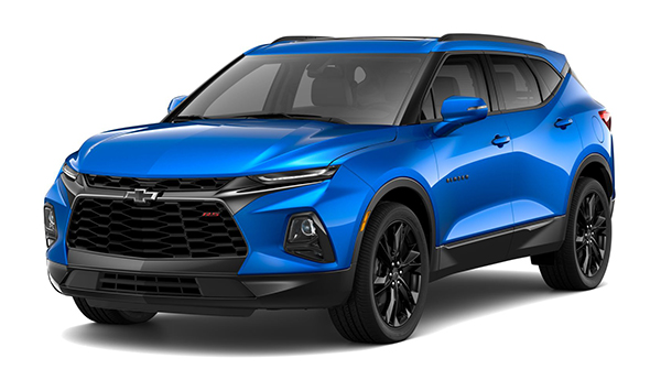 New 2019 Blazer | Sunrise Chevrolet | Queens NY Dealership