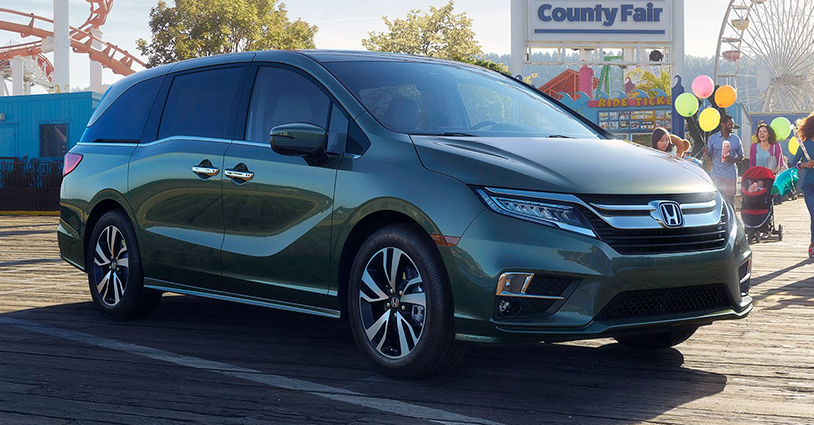 Honda Dealership Baton Rouge >> New 2019 Odyssey | Team Honda | Baton Rouge Dealership