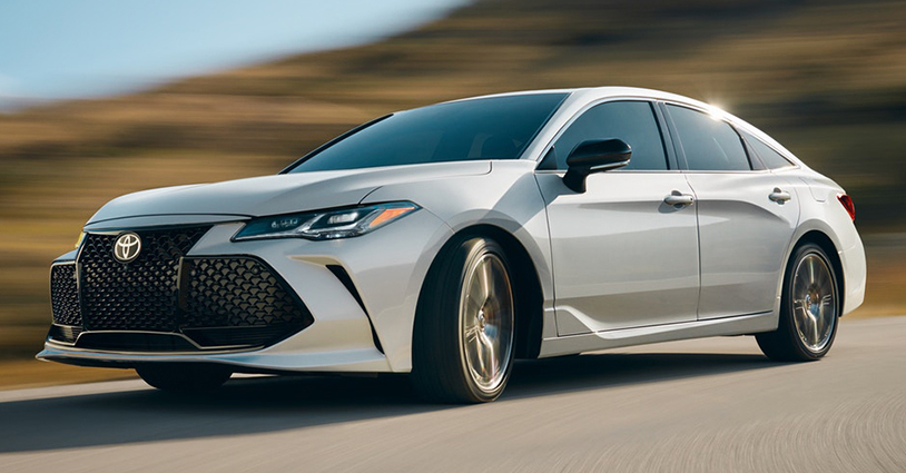 New 2019 Avalon Toyota of Fort Walton Beach