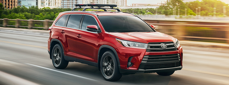 2019 Toyota Highlander Fort Walton Beach FL