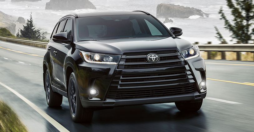 New 2019 Highlander Toyota of Fort Walton Beach