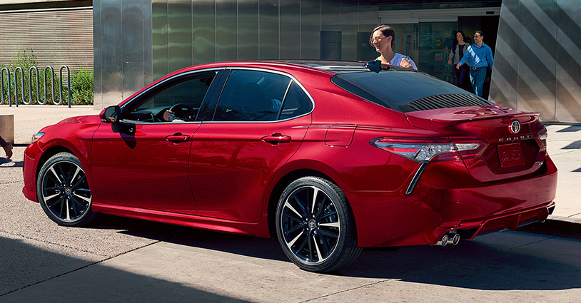 New 2020 Camry Toyota of Fort Walton Beach