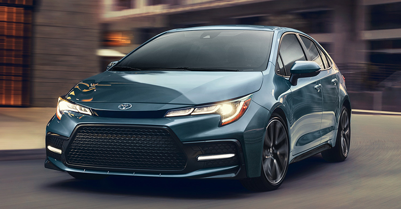 New 2020 Corolla Toyota of Fort Walton Beach