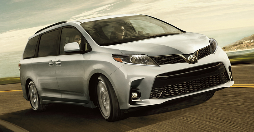New 2020 Sienna Toyota of Fort Walton Beach