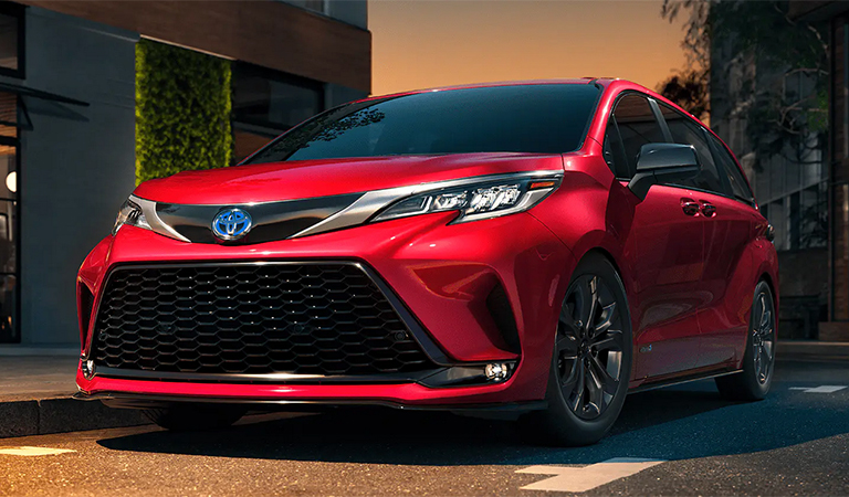 The Best 2021 Toyota 2020 Toyota Sienna Images
