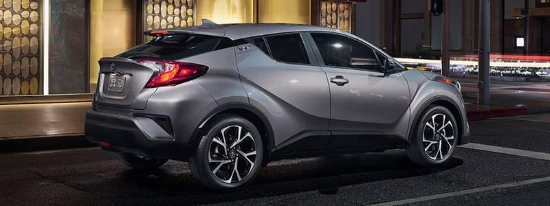 Exterior Features 2018 C-HR