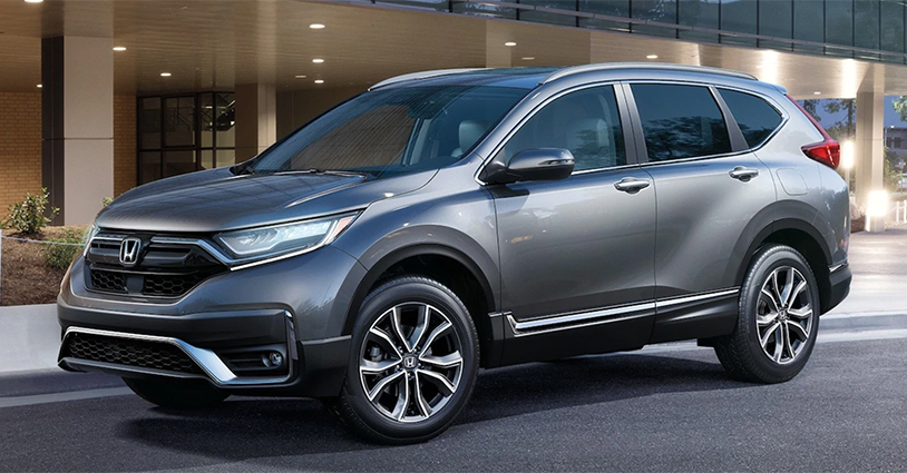 New 2020 CR-V Westshore Honda